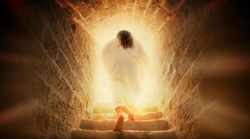 A celebração da Páscoa reunia três realidades distintas: