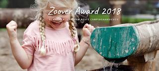 Zoover award RCN vakantieparken