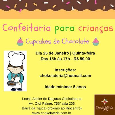 Chokolateria - Janeiro 2018