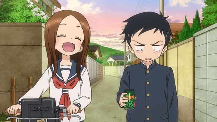Anime like Kaguya Sama - Teasing Master Takagi-san, Karakai Jouzu no Takagi-san