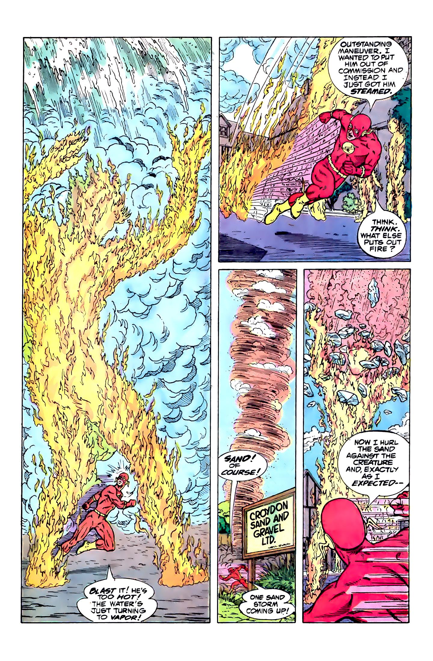 Read online Secret Origins (1986) comic -  Issue #32 - 27