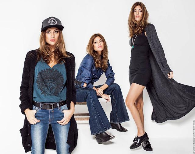 Moda invierno 2016 ropa de mujer Soulfly Concept. Moda 2016 invierno ropa de mujer.
