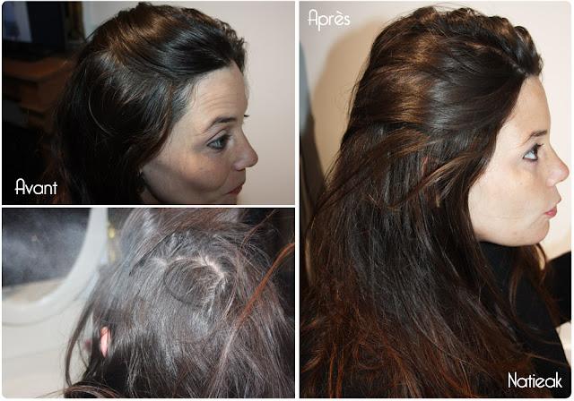 test shampoing sec Uniq one  de Revlon professional