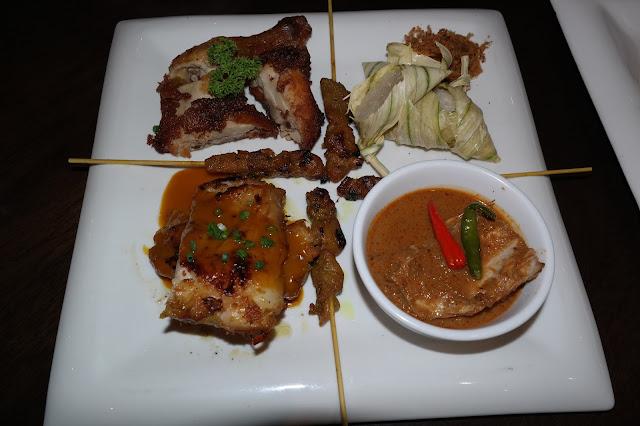 Malaysian Perfect Combo Menu this Ramadan at 10 Years Restaurant, 10 Years Restaurant, berbuka puasa murah, set combo buka puasa murah,Nancy's Kitchen Nyonya Laksa from Malacca, Nasi Lemak Panas Yati from Petaling Jaya, Nasi Dagang Kak Pah from Kuala Terengganu, Kak Tum Nasi Kuning, Kak Pah Nasi Dagang, Kak Yati Nasi Lemak and Kelantan Nasi Kerabu, Nasi Kuning, Nasi Lemak, Nasi Dagang, Nasi Kerabu, Chicken with Percik Sauce, Fried Chicken, Fish Curry, Chicken Satay, Rice Cake, Red Onion, Cucumber, Ketupat Palas, Serunding Ikan,