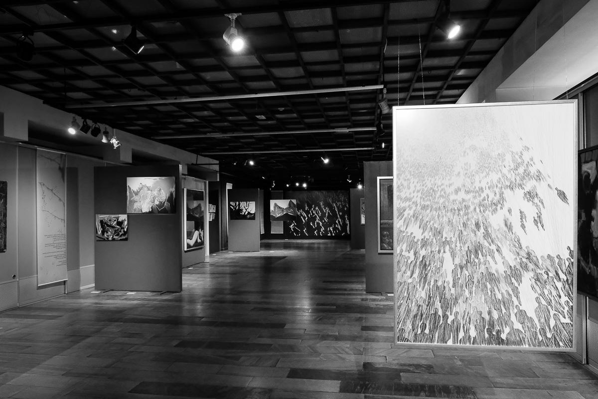 Marcus Lüperzt, Otto Dix, Jaworska Renata, Maria Jarema, Miejska Galeria Sztuki,