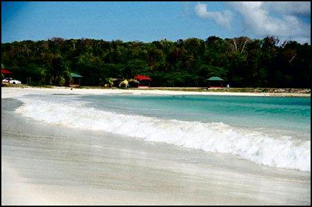 World Visit Caracas Beach