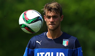Arsenal submit bid for Juventus' Daniele Rugani