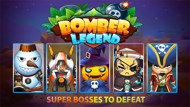 Game Bomberman Android Offline