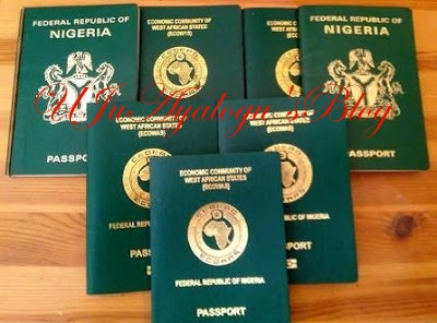 Nigeria Immigration Commences Massive Issuance of Passports