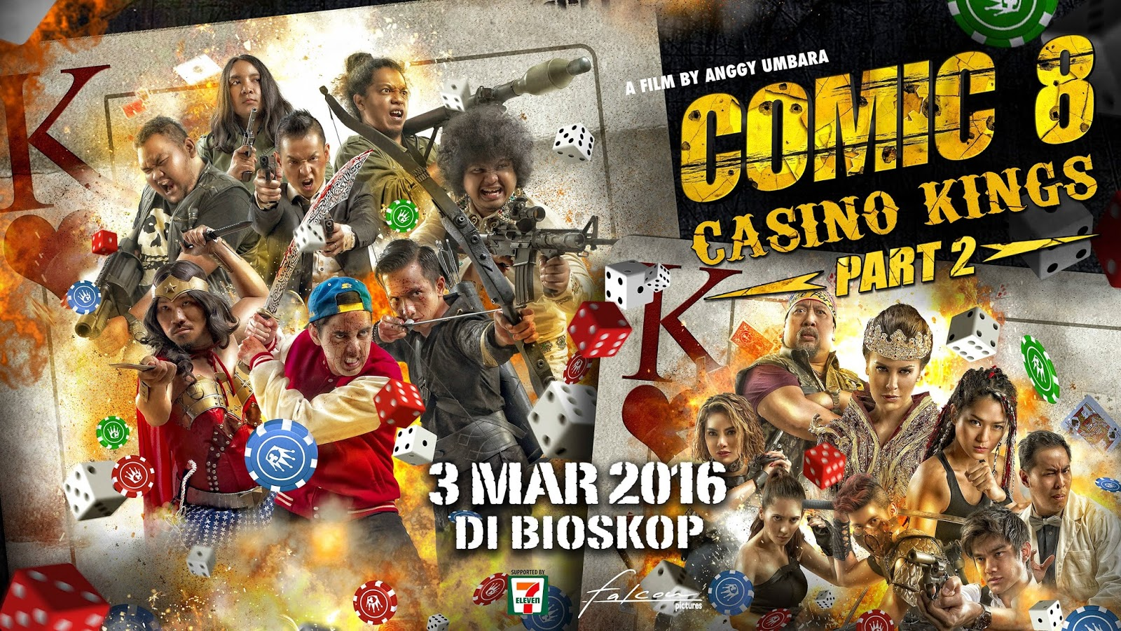 comic 8 casino king part 3