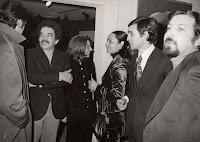 García Márquez inauguración Sala Gaudí Gaudifond Arte