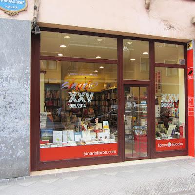Librería Binario - Bilbao