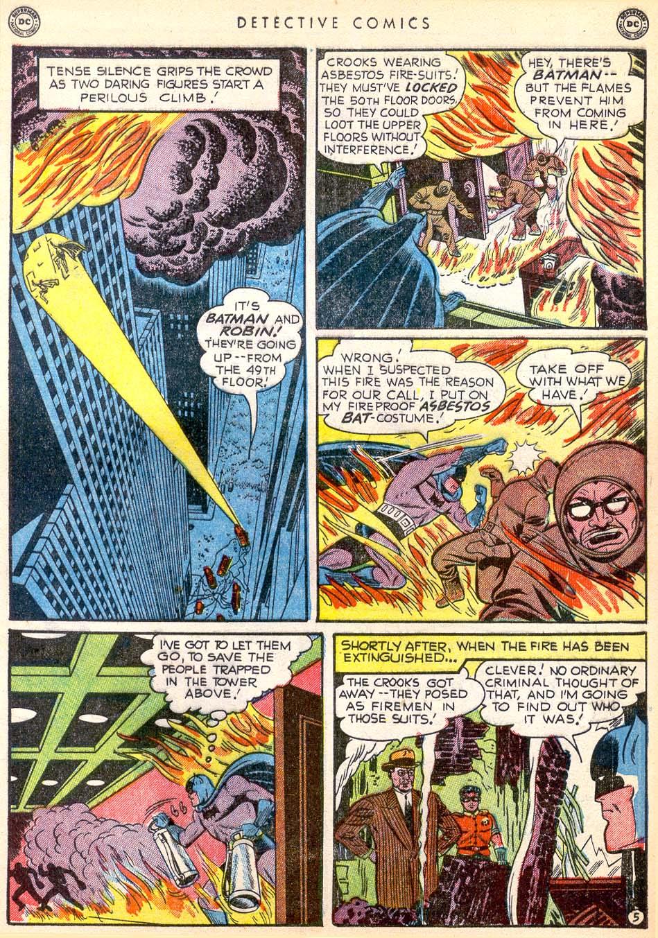 Detective Comics (1937) 165 Page 5