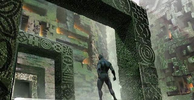 Nuevas imágenes concept art de Black Panther