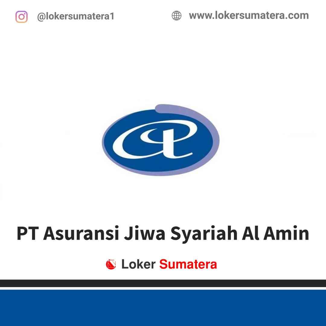 Lowongan Kerja Pekanbaru, PT Asuransi Jiwa Syariah Al Amin Juni 2021
