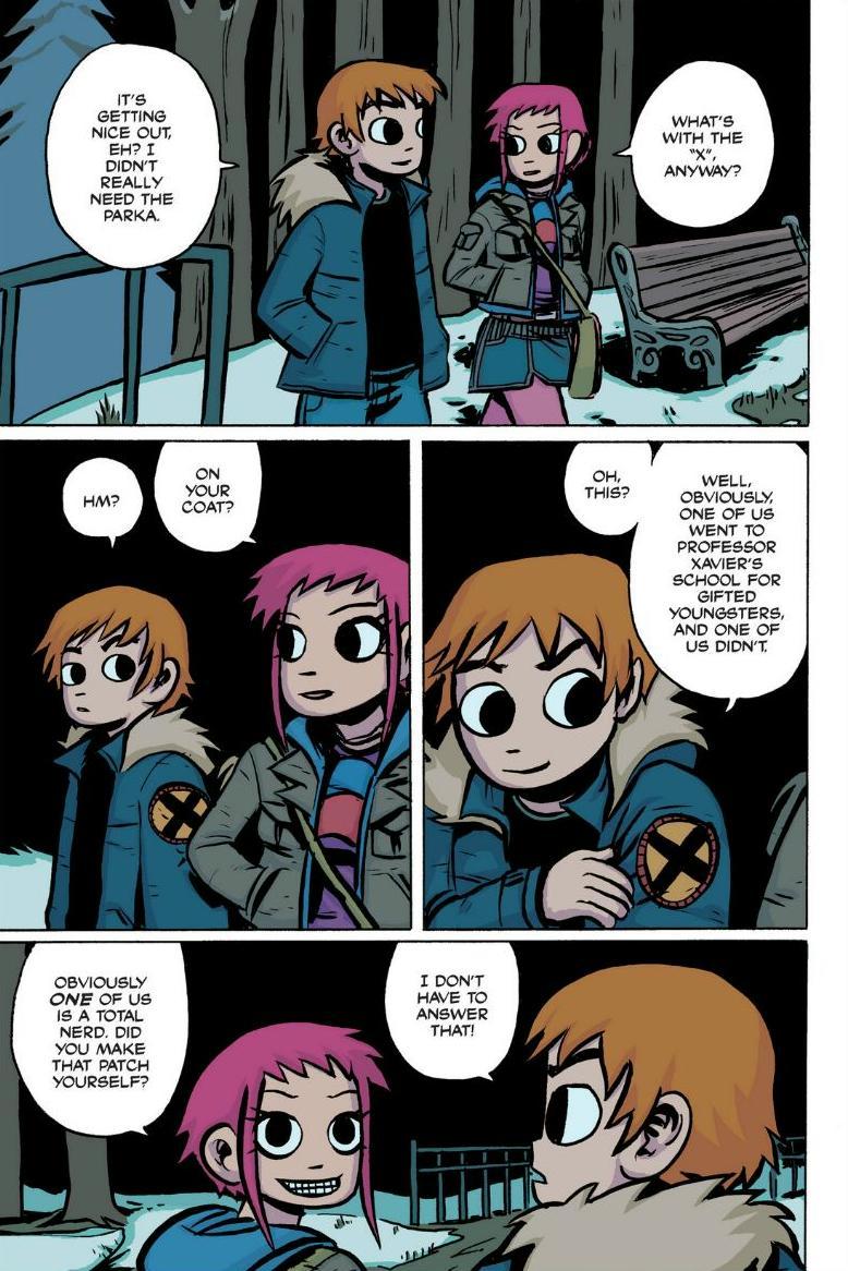 Read online Scott Pilgrim comic -  Issue #1 - 80