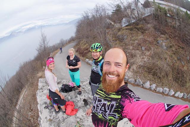Biketour auf den Monte Altissimo