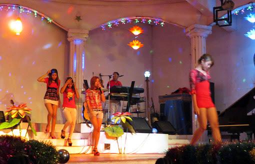 Yangon girls night entertainment