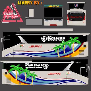 Download Livery Es Bus Id Po. San