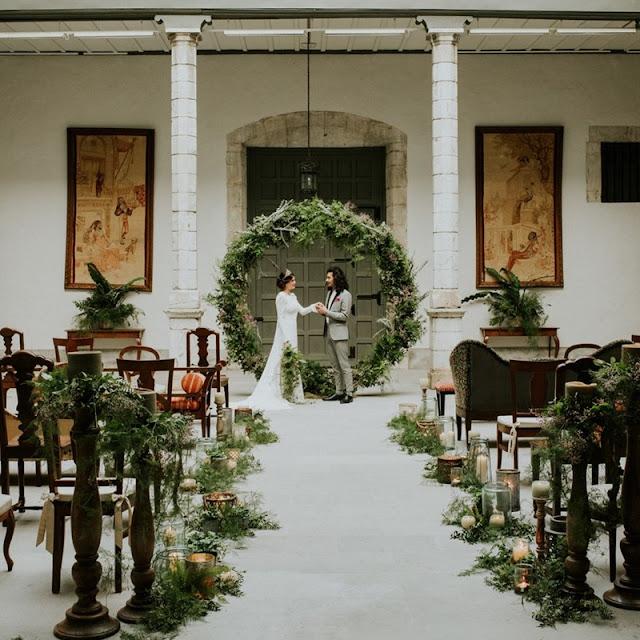 decoracao de casamento