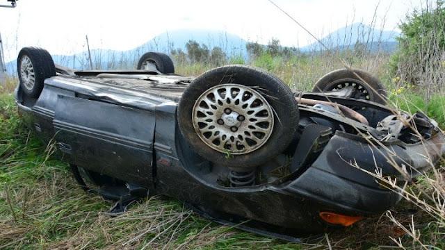 25 τροχαία ατυχήματα στην Πελοπόννησο τον Φεβρουάριο