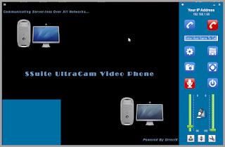 SSuite UltraCam Video Phone : Επικοινωνήστε με βίντεο και ήχο σε οποιοδήποτε δίκτυο LAN ή Wi-Fi