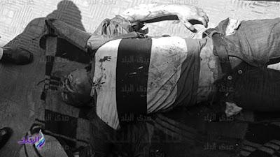 ابحث مع الشرطة.. العثور على جثة مجهولة الهوية فى الوايلى.. صور