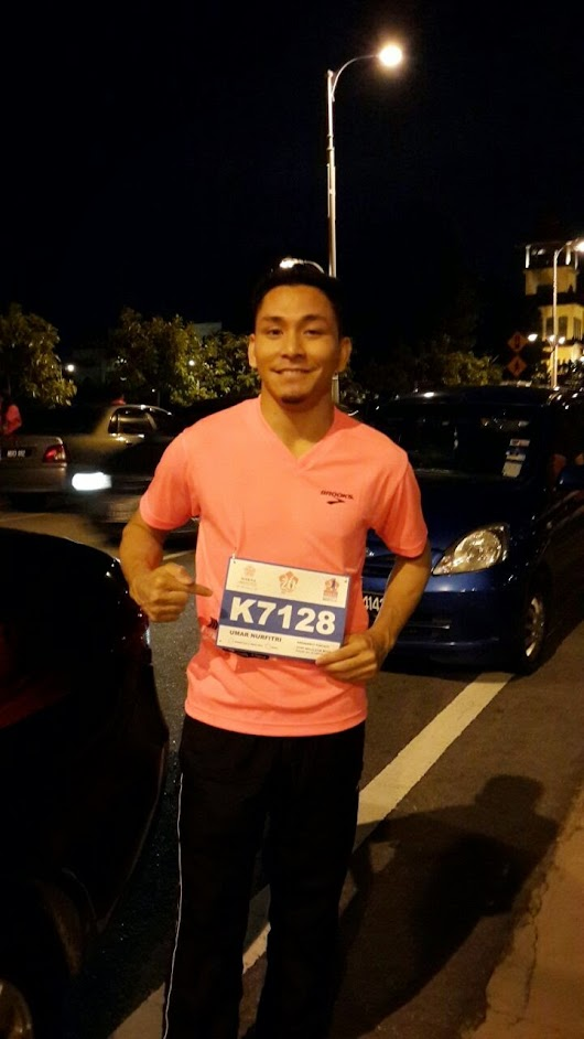 Makna Founder's Night Run 2014, Larian Terkahir 2014