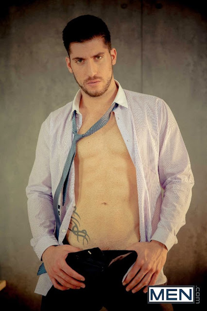 Daily Bodybuilding Motivation Hot Male Models Allen King -1208