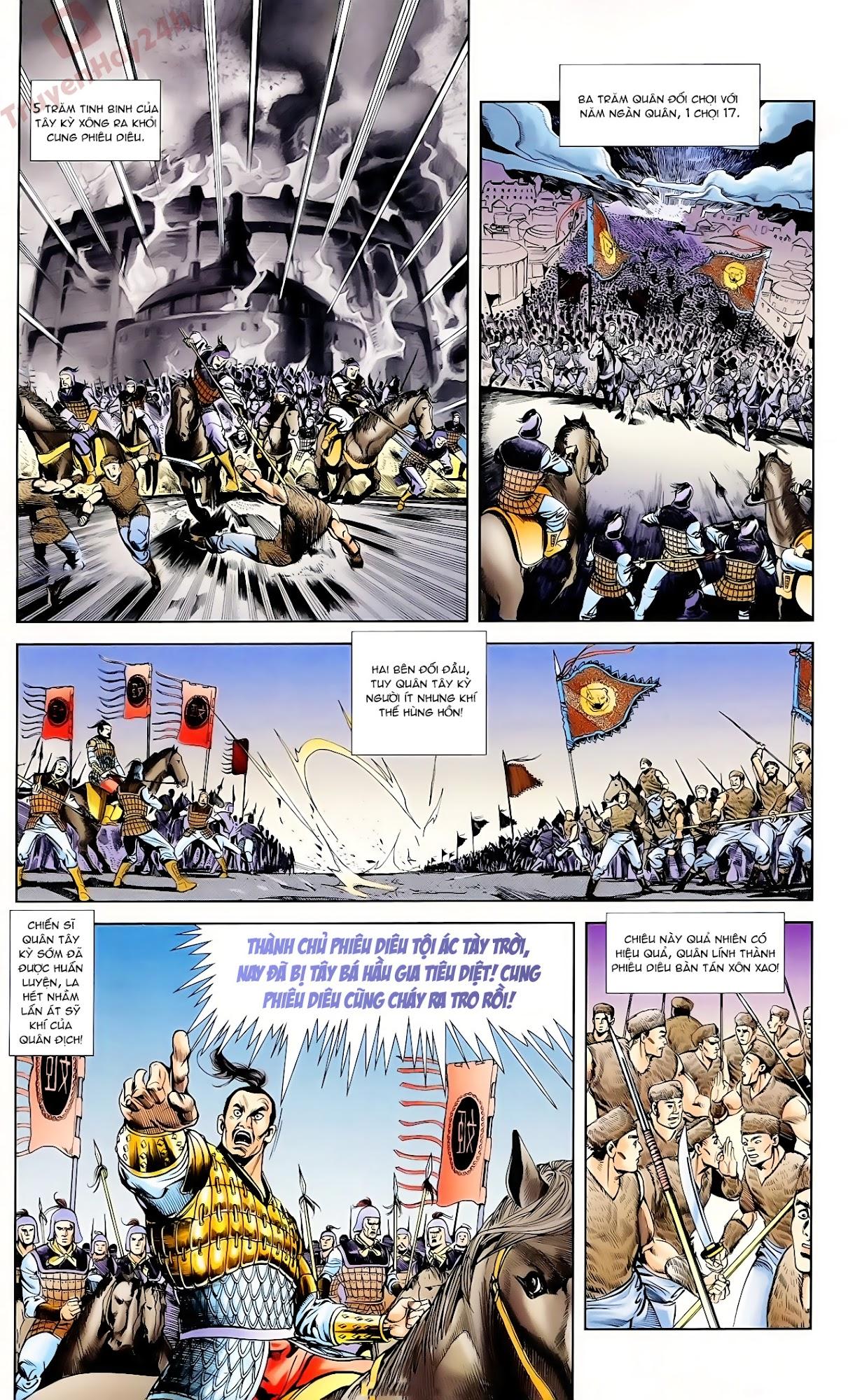 Cơ Phát Khai Chu Bản chapter 61 trang 16