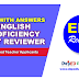 English Profiency Test (EPT) Reviewer for Deped Teacher Applicants