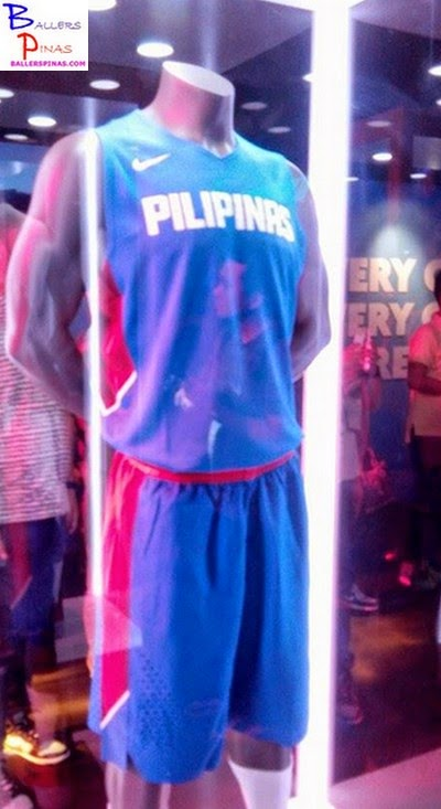 175b159d671 Nike Unveils Gilas Pilipinas ' New Uniforms For The FIBA Basketball ...