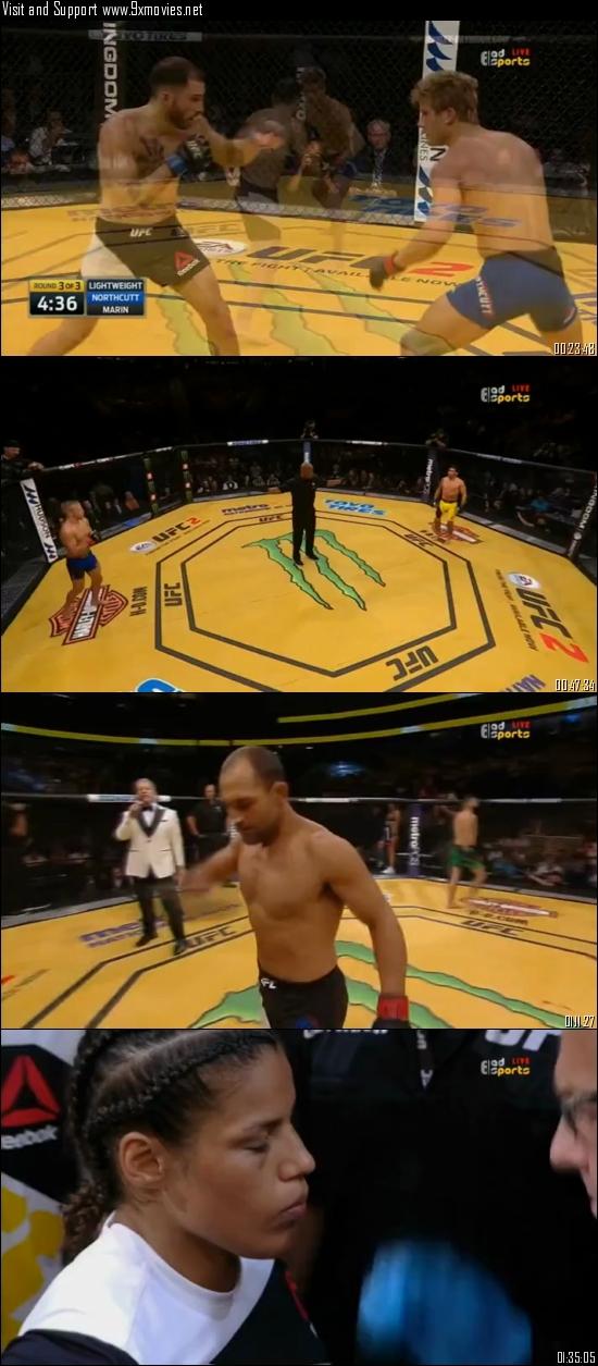 UFC 200 Prelims 480p HDTV x264 450MB