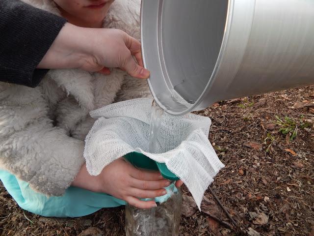 Filtering sap