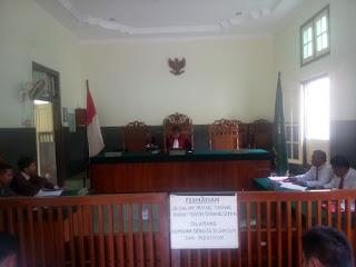 Gugatan Pra Peradilan Dinyatakan Gugur, Tim Kuasa Hukum Tersangka Endy Priyatna Hormati Putusan Pengadilan