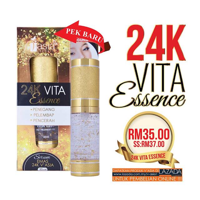 24k Vita Essence V'asia