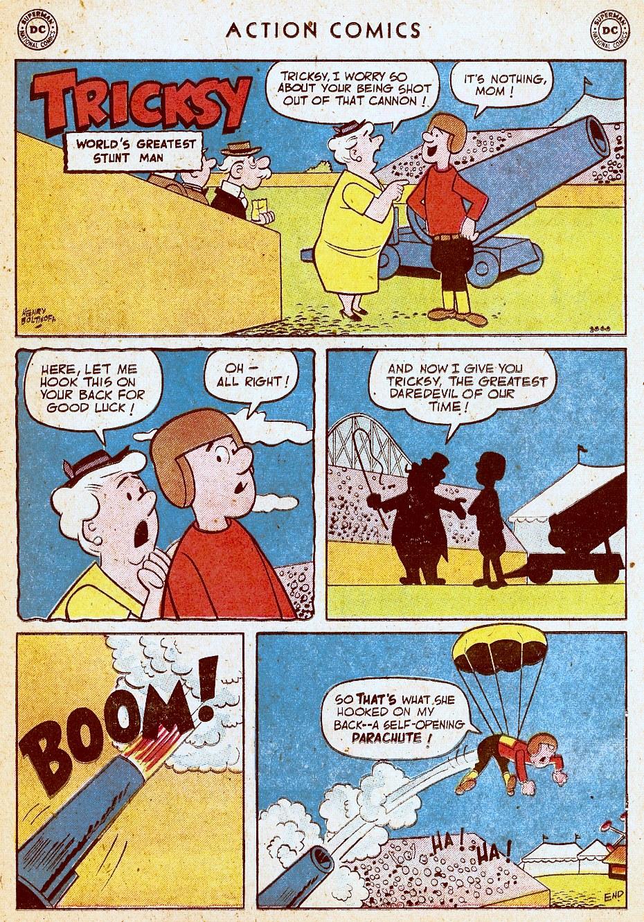 Action Comics (1938) 241 Page 16