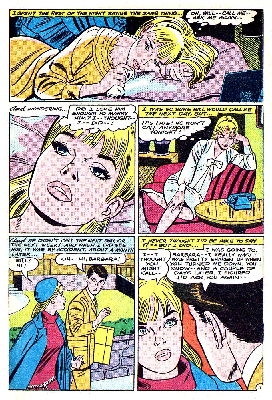 Young Romance issue 149 - Page 30