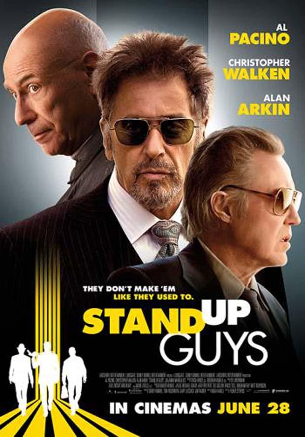 مشاهدة فيلم A Stand Up Guy مترجم 2016 مباشر اون لاين