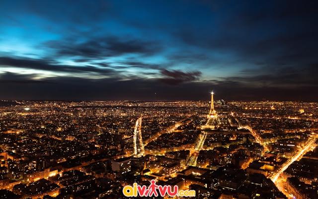 Thủ đô Paris – kinh đô ánh sáng