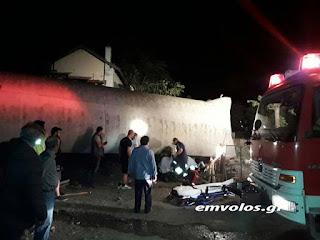 Δυο νεκροί, τρεις σοβαρά τραυματίες και αρκετοί ακόμα ελαφρά τραυματισμένοι