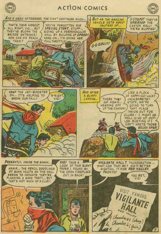 Read online Action Comics (1938) comic -  Issue #173 - 38