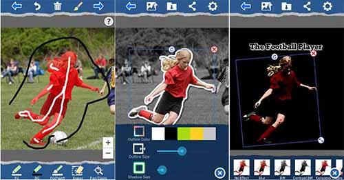 Kumpulan Aplikasi Pengganti Background dan Pemotong Foto Terbaik di Android