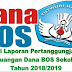 Aplikasi Laporan Pertanggungjawaban Keuangan Dana BOS Sekolah Tahun 2018/2019 - Ruang Lingkup Guru