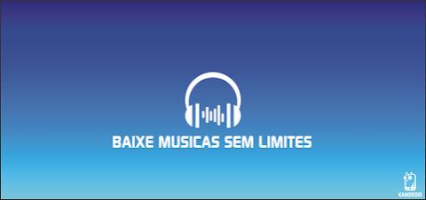 Melhor Aplicativo para baixar musicas! - Music Downloader