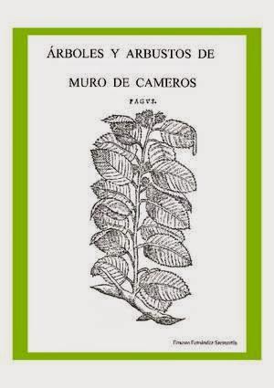 Fernández Sanmartín, Ernesto, Árboles y arbustos de Muro en Cameros