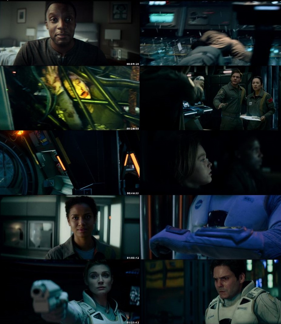 The Cloverfield Paradox 2018 English 720p BluRay DD 5.1,The Cloverfield Paradox 2018 English 720p BluRay Full Movie Free Download