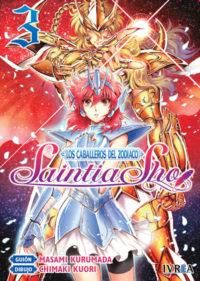 SAINTIA SHO #3
