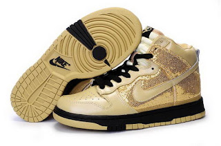 100% authentic 2734e f46eb nike dunk skinny gold shoes for girls