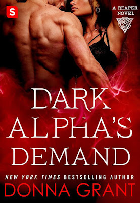 Release Day Blitz – Dark Alpha's Demand